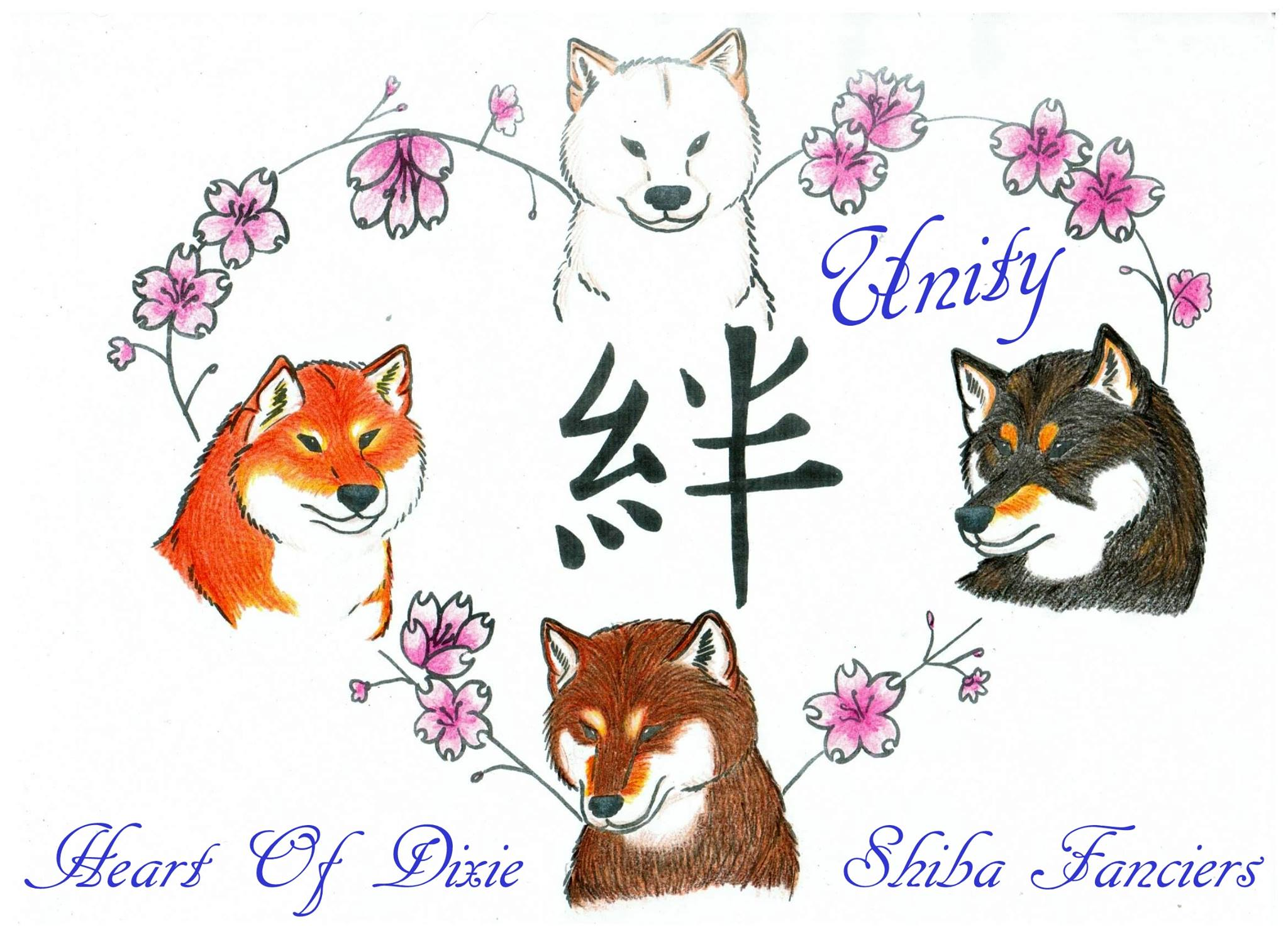 Heart of Dixie Shiba Fanciers